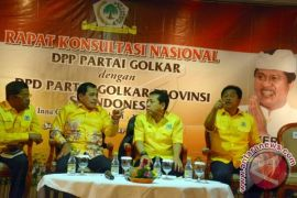 Setya Novanto: Partai Golkar Harus Dekat Rakyat