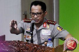Polri tangkap 41 teroris Surabaya