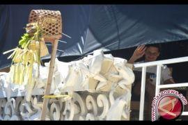 Sabtu 06.00 Wita, umat Hindu Bali memulai Brata Penyepian