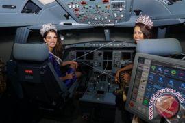 Miss Universe Kunjungi GITC