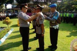 Tujuh pejabat Polda Bali dimutasi