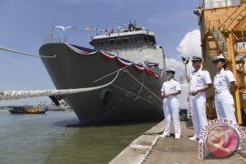 Filipina Mengaku Puas Kapal Perang Buatan Indonesia