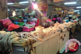 Inflasi Kota Denpasar lebih tinggi dari inflasi nasional