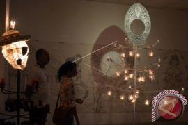 Gurat Art Institut pamerkan 48 karya lukis, patung dan instalasi
