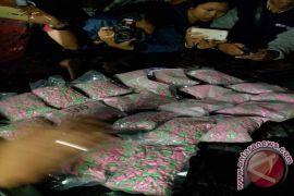 Hakim Denpasar vonis sembilan tahun pada  pemilik 10 butir pil ineks