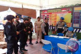 Polda Bali Ringkus Delapan Preman-calo Terminal Ubung