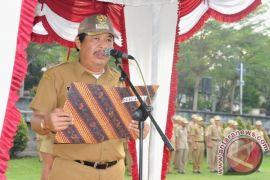 Pegawai Pemkab Jembrana Diingatkan Pakta Integritas