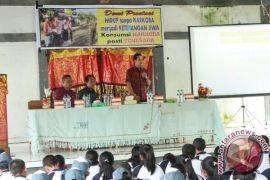 Polda Bali sosialisasikan bahaya narkoba ke sekolah