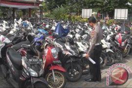 Polres Tabanan sita 24 motor bodong