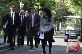 Presiden Jokowi Terima Kunjungan Delegasi JICA