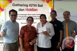 HokBen Gelar Gathering Guru TK se-Bali Peringati HAN (Video)