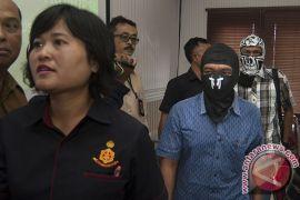 Tersangka Kasus Pemalsuan Dokumen Kapal Ditahan