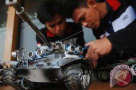 Perakitan Robot Pengintai