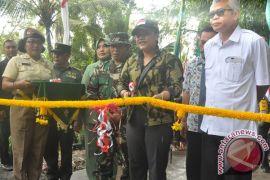 TNI Manunggal Bangun 1,175 Kilometer Jalan di Pupuan-Tabanan