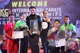 Undiksha Raih Prestasi Gemilang Kejuaraan Karate Asia