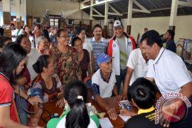 Wagub Bali Mengajak Masyarakat Manfaatkan Safari Kesehatan