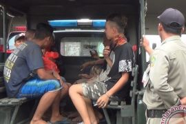 Satpol PP Denpasar tertibkan anak