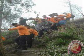 Kram di Gunung Agung, Pendaki Jerman Dievakuasi