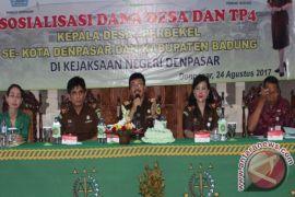 TP4D Denpasar Sosialisasikan Pengelolaan Dana Desa
