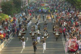 Parade ASEAN 50 Memeriahkan Jakarta