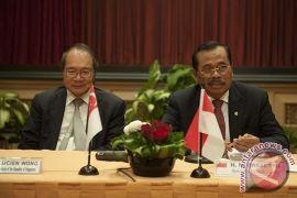 Jaksa Agung RI-Singapura Teken MoU Penegakan Hukum