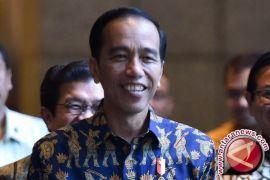 Presiden Jokowi sarankan petani jual panenan berupa beras