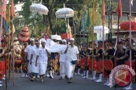 Parade Budaya awali