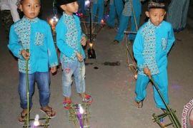 Mainan Tradisional Ramaikan Tahun Baru Islam Jembrana