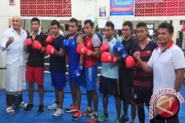 Seluruh Atlet Tinju Denpasar Lolos ke Final Porprov