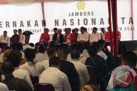 Presiden Jokowi Temu Wicara dengan 1.200 Peternak Domba