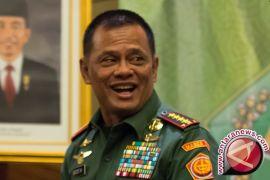 Panglima TNI Bangga Prajurit Kembali Juara Tembak AARM