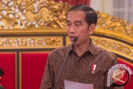 Presiden Jokowi Canangkan Aksi Nasional Pemberantasan Obat Ilegal