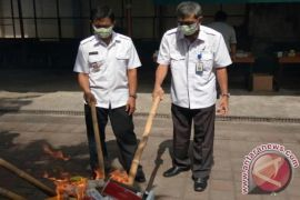 BBPOM Bali Musnahkan Ribuan Produk Ilegal (Video)
