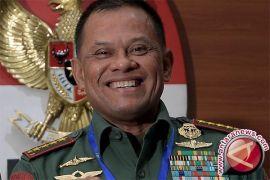 Panglima TNI Bersyukur Presiden Sudah Tentukan Penggantinya