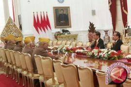Presiden Jokowi Menerima Pengurus LVRI