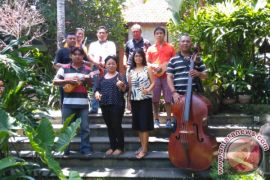 Bentara Budaya Bali pentaskan Langgam Keroncong