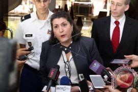 Menlu Melaporkan Hasil Pembicaraan dengan Kedubes AS