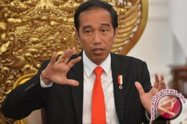 Presiden Jokowi: Kesehatan Bagian dari Sistem Pertahanan Negara
