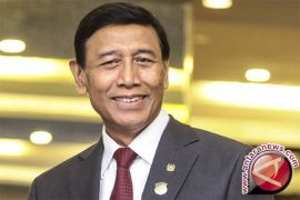 Partai Hanura deklarasikan Wiranto sebagai cawapres