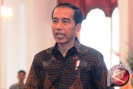 Presiden Jokowi Inspektur Upacara HUT Korpri ke-46