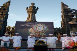 KPU Klungkung sosialisasikan pilkada dengan seni-budaya