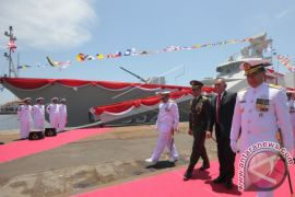 KRI I Gusti Ngurah Rai-332 Memperkuat TNI AL