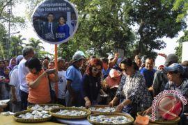 Relawan Jokowi Bertolak ke Solo