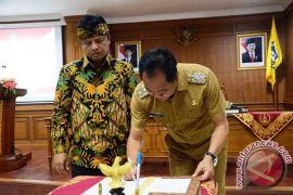 Badung Kerja Sama Pelayanan Publik Dengan Bandung