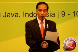 Presiden Jokowi Hadiri HUT ke-11 Hanura