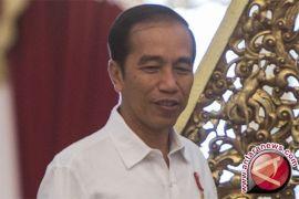 Presiden Jokowi bersilaturahmi dengan para pemuka agama
