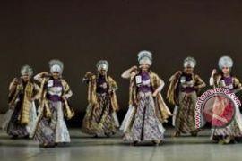 Tim Kesenian Indonesia Juara Umum di Festival Folklore di Rusia