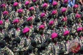 2.500 Pasukan Tempur TNI-AL Gelar Latihan di Kalbar