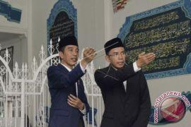 Sekber Relawan Jokowi NTB deklarasikan dwitunggal Jokowi-TGB