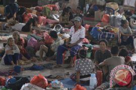 IBI Badung bantu pengungsi Gunung Agung